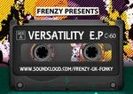 FRENZY - Versatility EP (Front Cover)