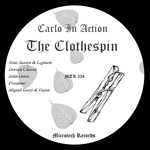 CARLO IN ACTION - The Clothespin (Front Cover)