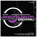 ATIX - Junky Savate (Front Cover)