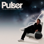 PULSER - The Space Between The Stars (Front Cover)