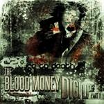 VARIOUS - Blood Money LP Part 1 (Front Cover)