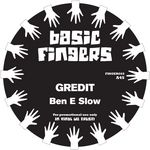 GREDIT - Ben E Slow/SMG (Front Cover)