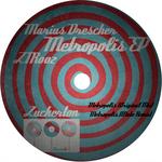 DRESCHER, Marius - Metropolis Ep (Front Cover)