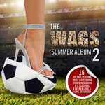 VARIOUS - The WAGS Summer Album 2 (Front Cover)