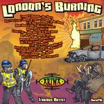 VARIOUS - London's Burning (Front Cover)