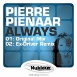 PIENAAR, Pierre - Always (Front Cover)