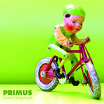 PRIMUS - Green Naugahyde (Front Cover)