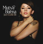 MUTYA BUENA - Just A Little Bit (Remix EP) (Front Cover)