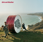 THE RUMBLE STRIPS - Girls And Weather (International Version) (Front Cover)