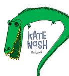 KATE NASH - Mouthwash (Front Cover)