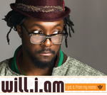 WILL I AM - I Got It From My Mama (Front Cover)