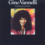GINO VANNELLI - A Pauper In Paradise (Front Cover)