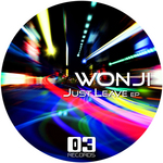 WONJI - Just Leave EP (Front Cover)