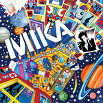 MIKA - The Boy Who Knew Too Much (International Standard Version) (Front Cover)