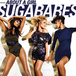 SUGABABES - About A Girl (Front Cover)