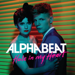 ALPHABEAT - Hole In My Heart (Front Cover)