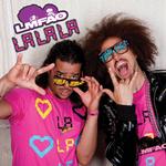 LMFAO - La La La (Front Cover)