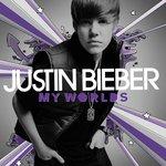 JUSTIN BIEBER - My Worlds (International Version) (Front Cover)