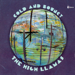 THE HIGH LLAMAS - Cold & Bouncy (Front Cover)