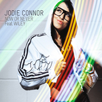 JODIE CONNOR feat WILEY - Now Or Never (Front Cover)
