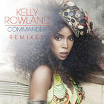 KELLY ROWLAND - Commander (Front Cover)
