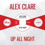 ALEX CLARE - Up All Night (Explicit) (Front Cover)