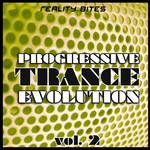 VARIOUS - Progressive Trance Evolution Vol 2 (Front Cover)