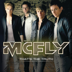 MCFLY - That's The Truth EP (Front Cover)