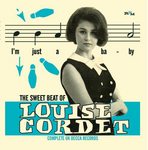 LOUISE CORDET - The Sweet Beat Of Louise Cordet (Front Cover)