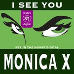 MONICA X - I See You (Front Cover)