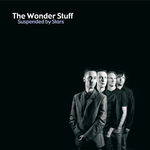 THE WONDER STUFF - Suspended By Stars (Front Cover)