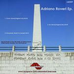 ROVERI, Adriano - Adriano Roveri EP (Front Cover)