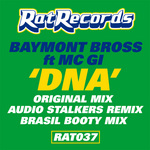 BAYMONT BROSS feat MC GI - DNA (Front Cover)