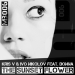 KRIS V/IVO NIKOLOV feat DONNA - The Sunset Flower (Front Cover)
