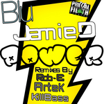 JAMIE D/BLU - Power (Front Cover)