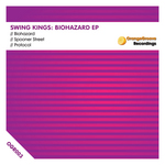 SWING KINGS - Biohazard EP (Front Cover)
