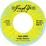DMX KREW - Funky Dancer (Front Cover)