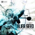 SEED, Alien - Night Of Justice EP (Front Cover)