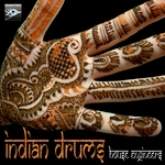 HOUSE ENGINEERS - Indian Drums (Front Cover)