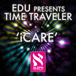 EDU presents TIME TRAVELER - iCare (Front Cover)