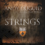 DUGUID, Andy feat FENJA - Strings (Front Cover)