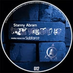 ABRAM, Stanny - What You Got EP (Front Cover)