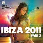 VARIOUS - Ibiza 2011 (unmixed Tracks) (Front Cover)