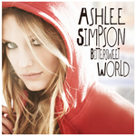 ASHLEE SIMPSON - Bittersweet World (Front Cover)