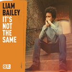 LIAM BAILEY - It's Not The Same (Front Cover)