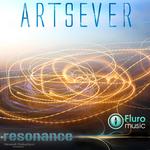 ARTSEVER - Resonance (Front Cover)