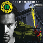 THE DISPOSABLE HEROES OF HIPHOPRISY - Hypocrisy Is The Greatest Luxury (Front Cover)