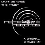 DE VRIES, Matt - The Trust (Front Cover)