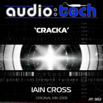 IAIN CROSS - Cracka (original) (Front Cover)