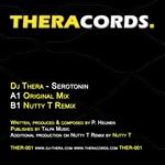 DJ THERA - Serotonin (Front Cover)